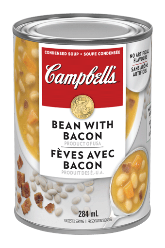 Campbell's Condensed Bean with Bacon