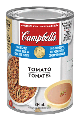 Campbell's Condensed 50% Less Salt Tomato