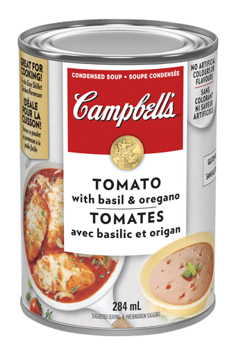 Campbell's® Condensed Tomato with Basil and Oregano