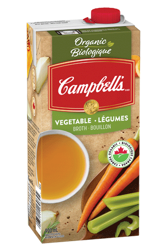 Campbell's Organic Vegetable Broth
