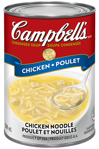 Campbell S Condensed Chicken Noodle Campbell Company Of Canada