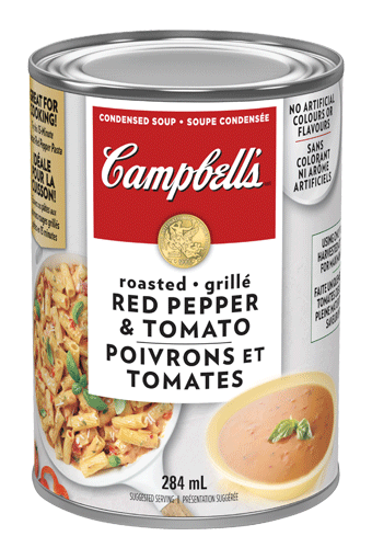 Campbell's Condensed Roasted Red Pepper & Tomato Soup