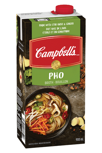 Campbell's Pho Broth