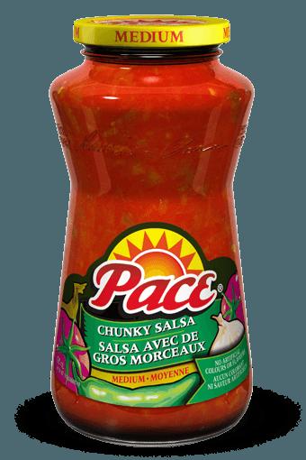 Pace Medium Chunky Salsa