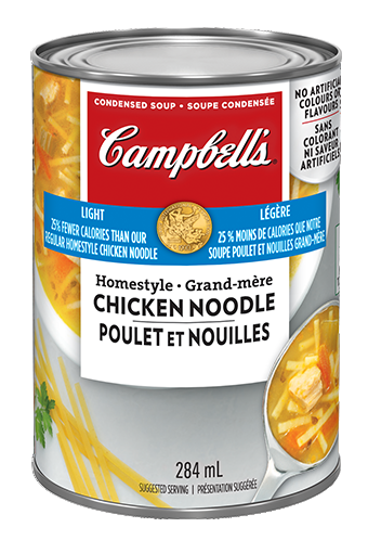 campbell's homestyle chicken noodle