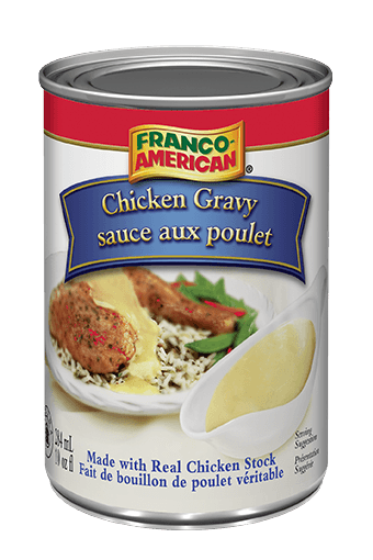 Franco- American Chicken Gravy