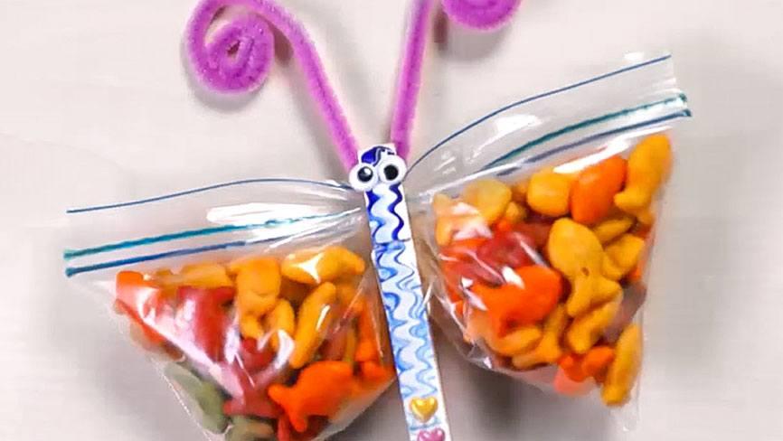 Goldfish® Butterfly Snacks