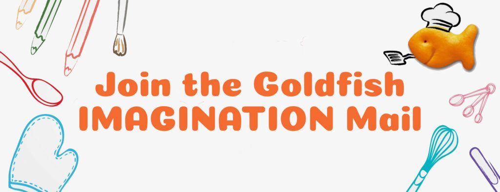 Join the Goldfish IMAGINATION Mail